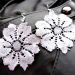 Easy Lace Earrings