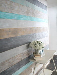 DIY-Painted-Plank-Wall