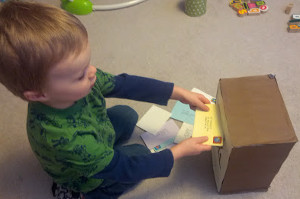 How to Make a Cardboard Mailbox