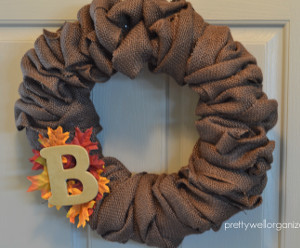 Fantastic DIY Fall Wreath