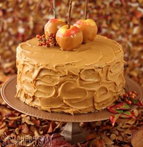 To-Die-For Caramel Apple Cake Recipe