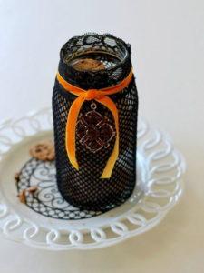 Spooky Halloween Jar
