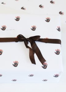 Printable Thanksgiving Wrapping Paper
