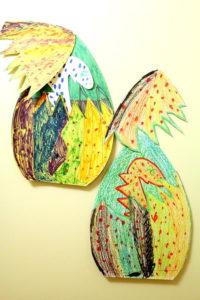 Dino Egg Paper Printable