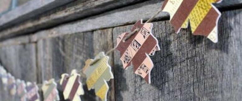 6 Washi Tape Ideas for Fall