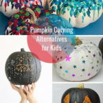 18 Painted Pumpkin Ideas: Carving Alternatives for Kids
