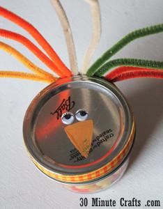 10 Minute Mason Jar Turkey