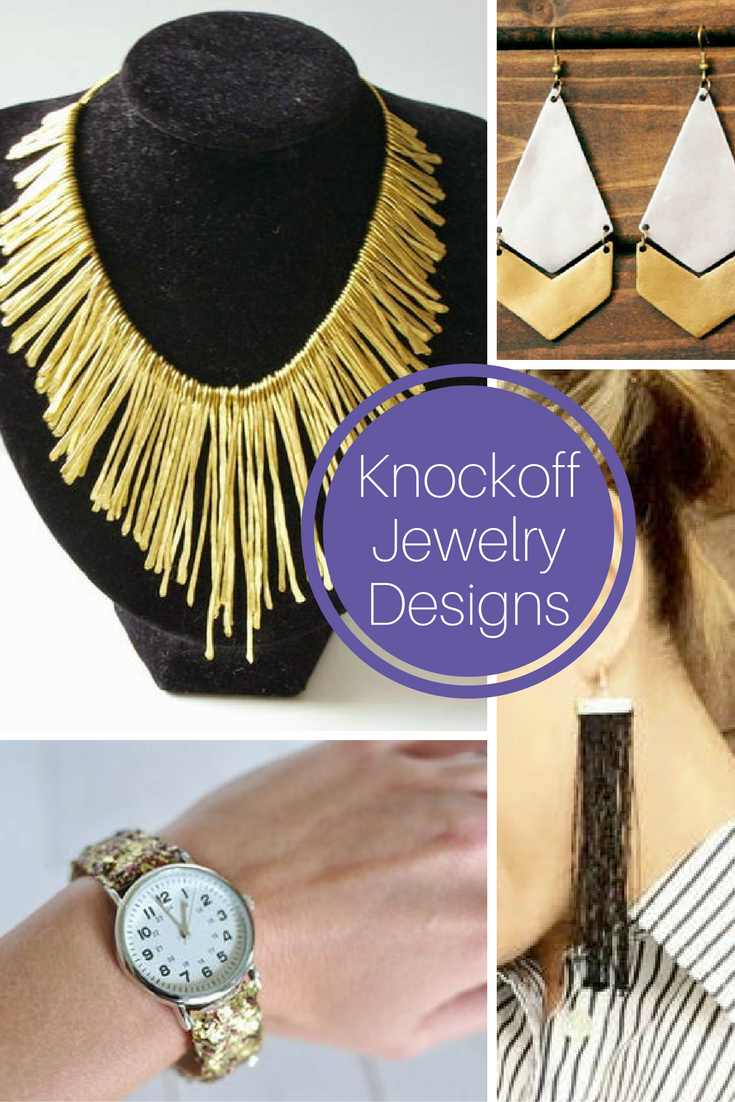 Knockoff Jewelry Designs