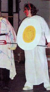 Deviled Egg Costume