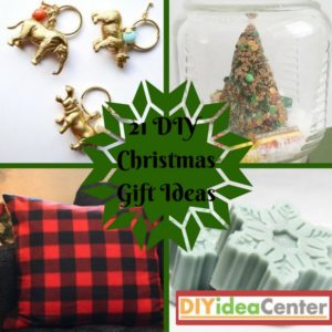 21 DIY Christmas Gift Ideas
