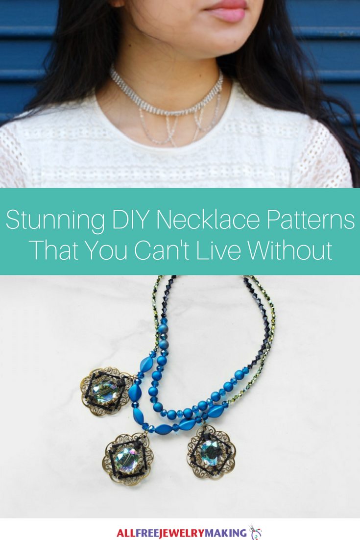 DIY Necklace Patterns You Can't Live Without
