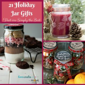 21 Holiday Jar Gifts That are Simply the Best