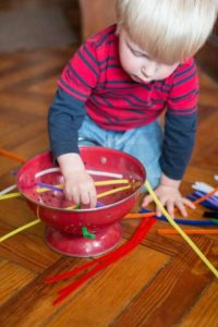 Pipe Cleaner Fine Motor Activity