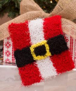 Knit-Santa-Belly-Scrubby-Pattern