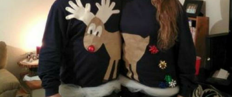 21 DIY Ugly Christmas Sweater Ideas