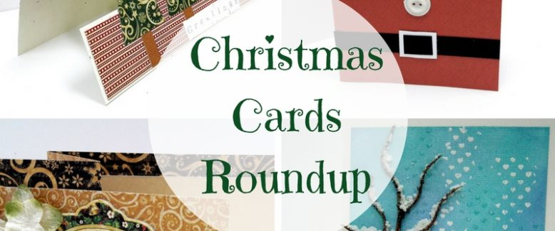 Christmas in July: Holiday Cards Round Up