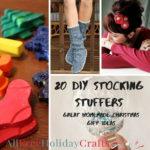 20 DIY Stocking Stuffers