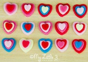 Simple and Sweet Valentine Treats