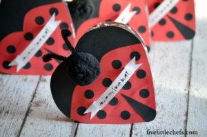 Chocolate Love Bug
