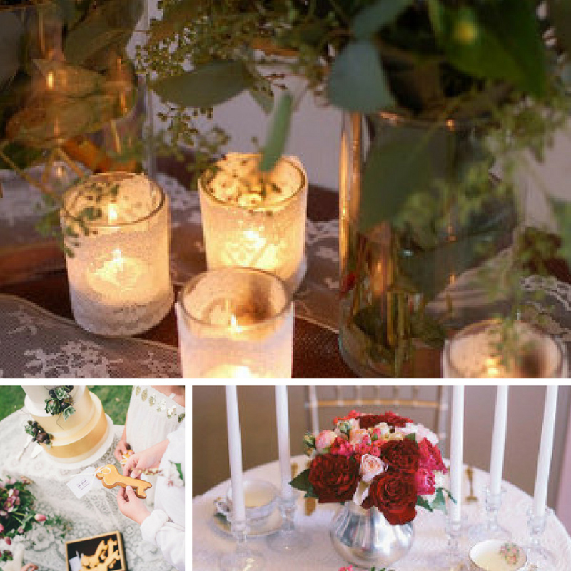 Be Our Guest: 22 Beauty and the Beast-Inspired DIY Wedding Crafts ...