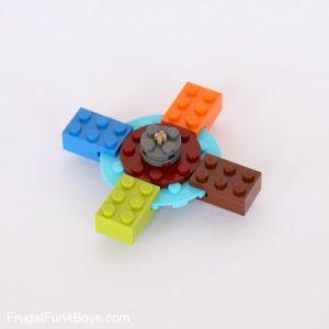Cool Lego Fidget Spinner