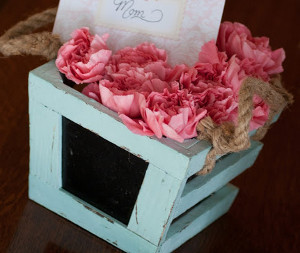 Vintage Floral Arrangement