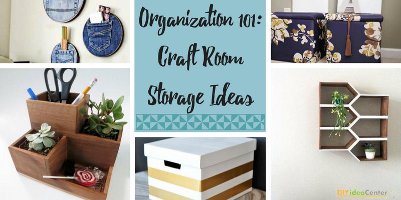Organization 101 craft room storage ideas craft paper for Craft room paper storage ideas