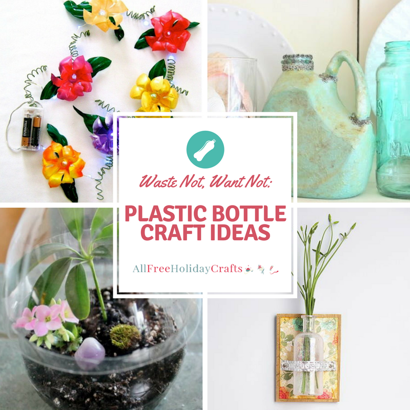 These Recycled Plastic Craft Ideas That Will Completely Change The Way You Think About Water Bottles And Soda Containers Save Environment Your