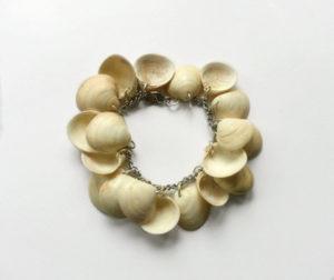 Seashell Cluster DIY Bracelet