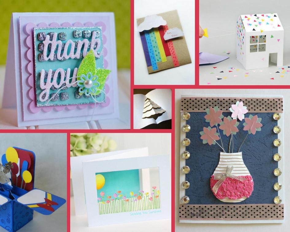 26 Exciting 3d Card Ideas Craft Paper Scissors