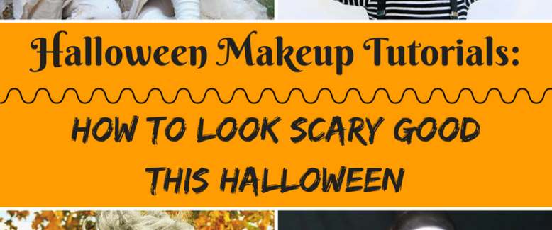 Halloween Makeup Tutorials: How to Look Scary Good This Halloween