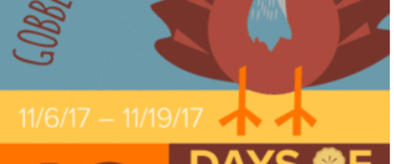 Enter The FaveCrafts 10 Days of Thanks Giveaway Celebration 2017!
