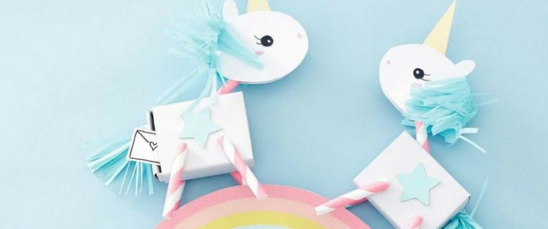 16 Inspiring Unicorn Crafts for Kids and Adults