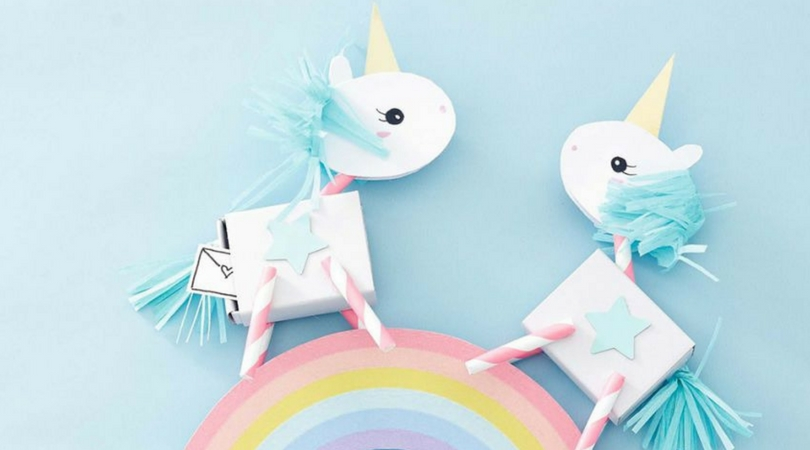 16 inspiring unicorn crafts for kids and adults craft paper scissors