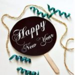 New Year's Paper Crafts
